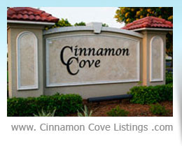 Cinnamon Cove homes for sale